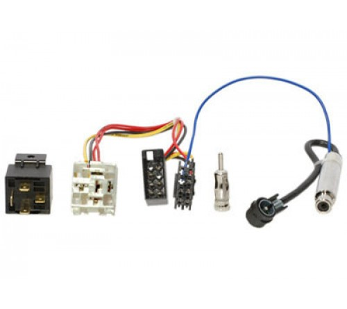 Antennevoeding + kabel  + relais & antenne adapter 206.000-0