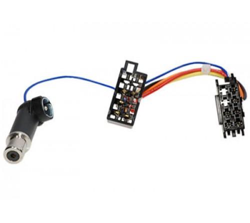 Antenneversterker met kabel AUDI - SKODA - SEAT - VW 99>