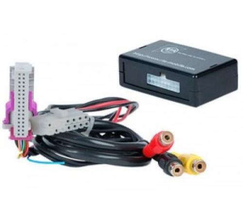 DVD - multimedia interface  external Video source >Audi RNS-