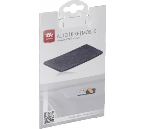 HR i-Motion Anti-slip mat - zwart