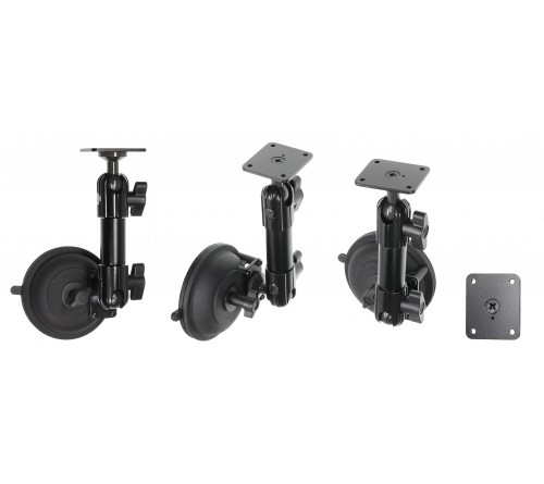 Pedestal Mount Lite Suction cup mount ø90mm  190mm
