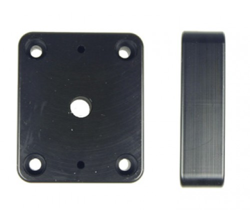 Brodit Distance Mounting Plate 42x50x14mm/AMPS