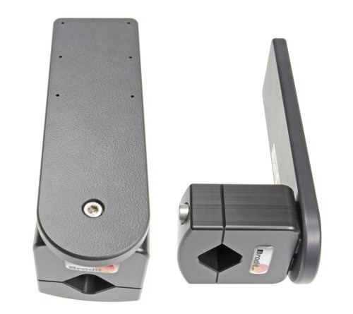 Brodit houder buismontage 19-30mm 160x50mm Mounting plate