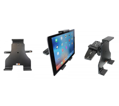Brodit Headrest mount 95/211mm + tablet houder 180/230/25mm