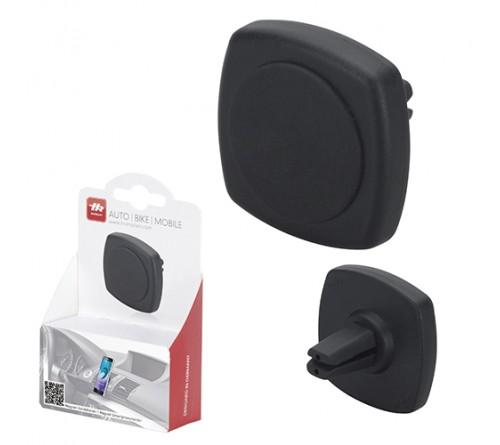 HR i-Motion Magnetische Smartphone houder + vent.klem