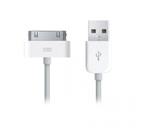 Apple MA591G USB Datakabel -> 30P Connector iPod/iPhone/iPad
