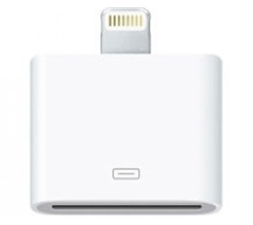 Apple MD823ZM/A Lightning to 30pin adapter iPhone 5/iPad 4