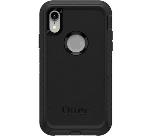 Otterbox Defender Case Apple iPhone XR - Zwart