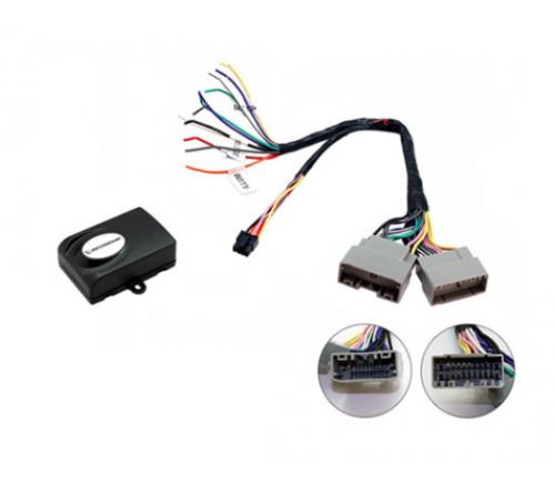 Aanpasstekker voor dodge/jeep/chrysler met versterkt systeem