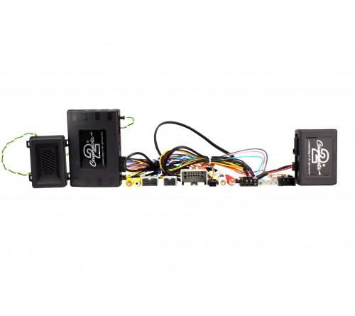 Infoadapter met stuurbediening LR Evoque 2011-2014 oem Amp