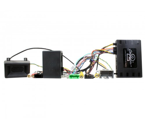 Infoadapter met stw Landrover Freelander 2006-2014 + Amp ret