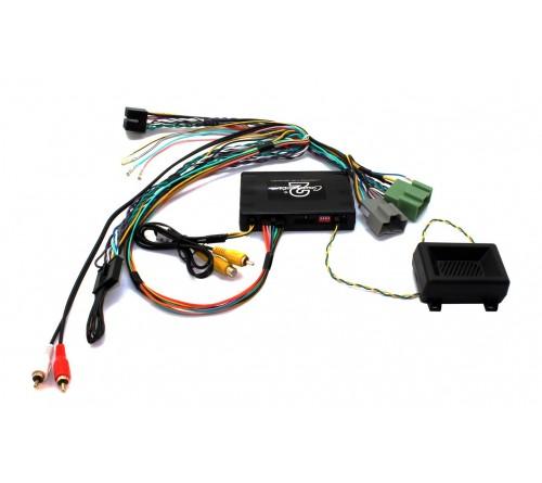 Infoadapter met stuurbediening  Opel Karl 2015-