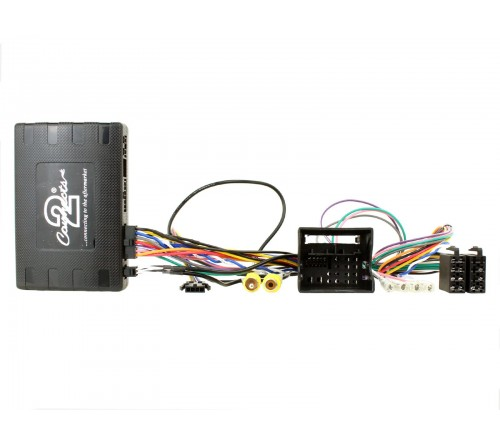 Infoadapter met stw Skoda Octavia 2014 -