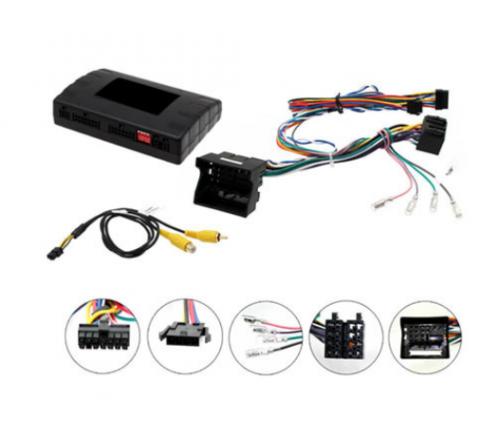 Infoadapter met stuurbediening VW Golf VII 2013-/Polo 2014-