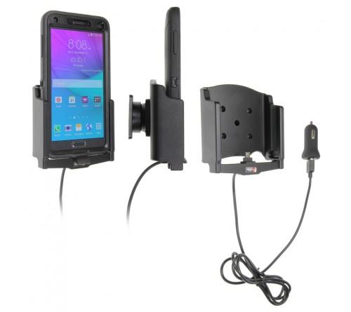Brodit h/l Samsung Galaxy Note 4 USB sig.plug - Otterbox Def