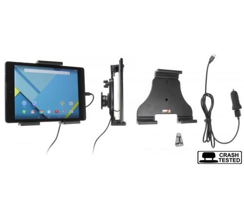 Brodit h/l Tablet verstelb.140-195 mm met USB sig.-micro USB