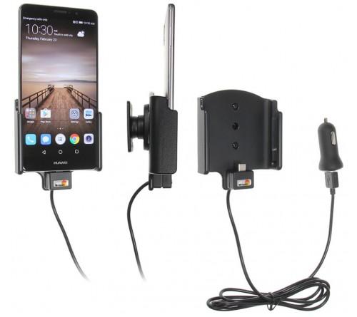Brodit houder/lader Huawei P10 USB sig.plug