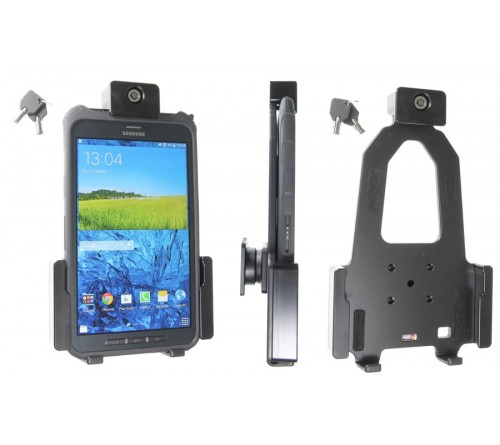 Brodit houder Samsung Galaxy Tab Active with LOCK 2Key