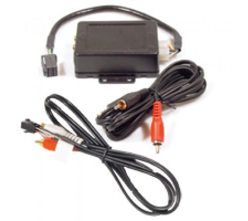 Aux adapter Crysler / Jeep / Dodge 2002-2005 RAD & REK radio