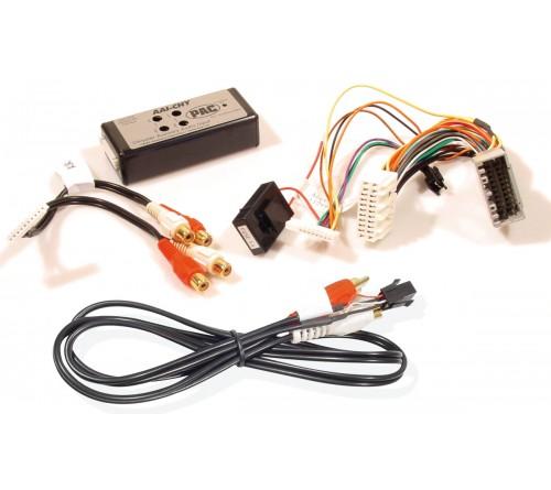 Aux adapter JEEP 2005- REG en RAR radios met 22 pin connecto