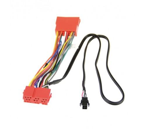 Aux kabel Kia / Hyundai 2007- Mini ISO
