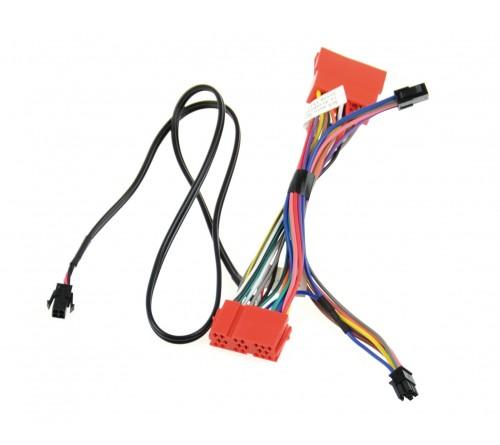 Aux adapter Kia 2007- Mini ISO + Micro Molex