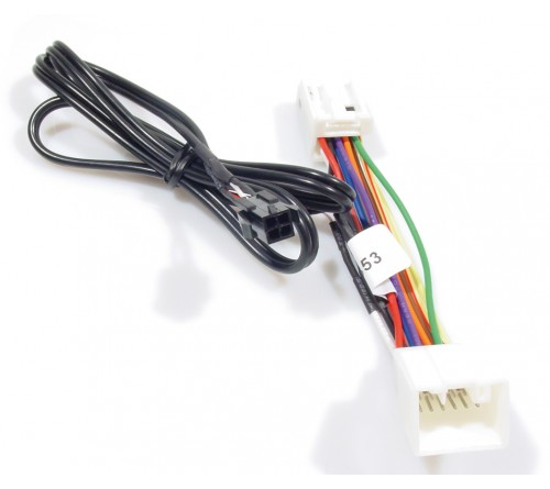 Aux kabel Peugeot / Citroën Aux input 2