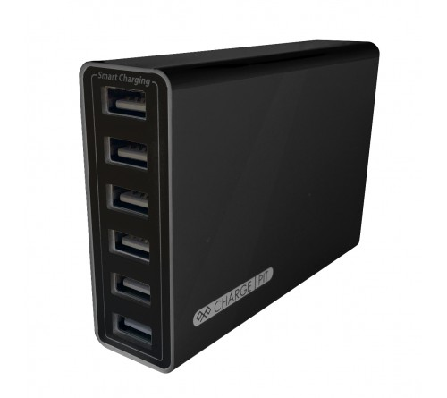 Kram Charge Pit 6 Port USB lader