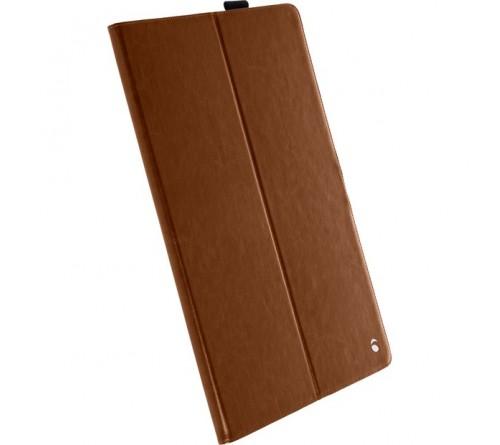 Krusell Ekero Case Apple iPad Pro - cognac