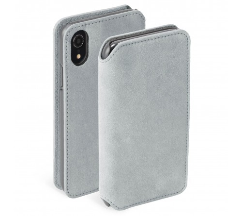 Krusell Broby 4 Card SlimWallet Apple iPhone XR - Grey