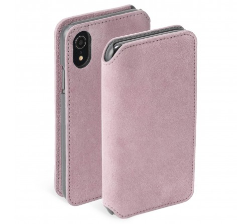 Krusell Broby 4 Card SlimWallet Apple iPhone XR - Pink