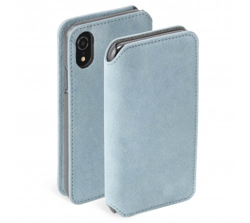 Krusell Broby 4 Card SlimWallet Apple iPhone XR - Blue