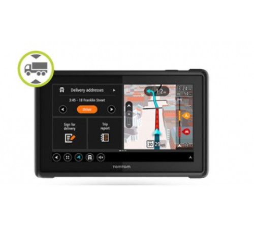 TomTom Bridge Europe Connected Truck NC