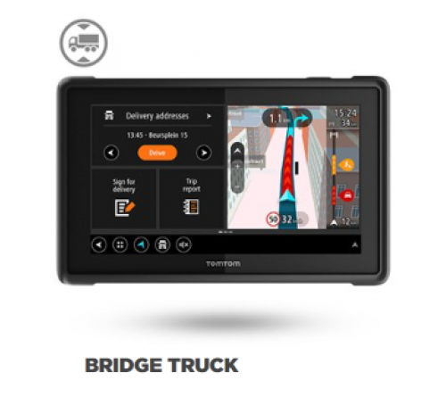 TomTom Bridge Europe Connected Truck NC GM