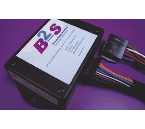 B2S-2a CanBus interface