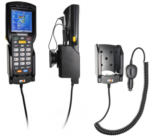 Brodit houder/lader Zebra MC3200/ Mot.MC3200 sig.plug - 3A