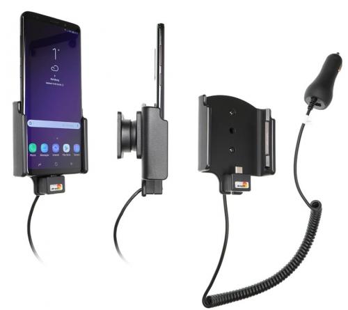 Brodit houder/lader Samsung Galaxy S9 Plus sig.plug