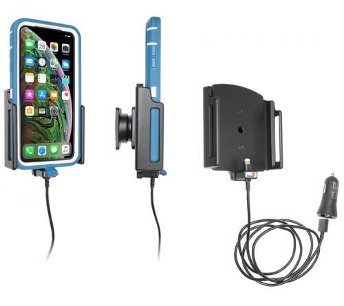Brodit h/l verstelb.(80-94/9-13mm) Apple iPh. Xs Max USB sig