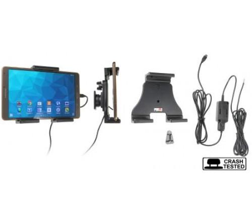 Brodit h/l Tablet verstelb.120-150mm USB-C fixed instal.