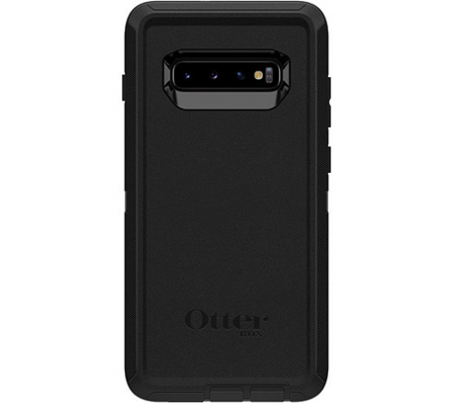 Otterbox Defender Case Samsung Galaxy S10 Plus - Zwart