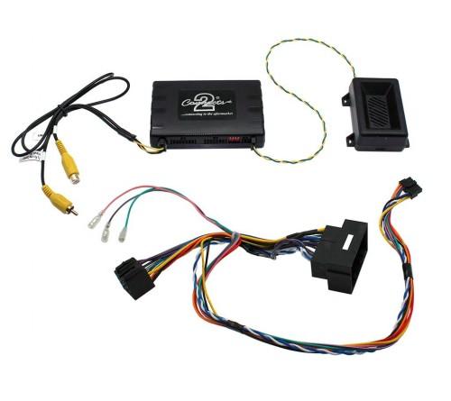 Infodapter met stuurbediening Fiat 500X + PDC