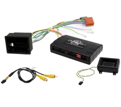 Infoadapter met stuurbediening Opel Adam/Corsa/Astra/ ->