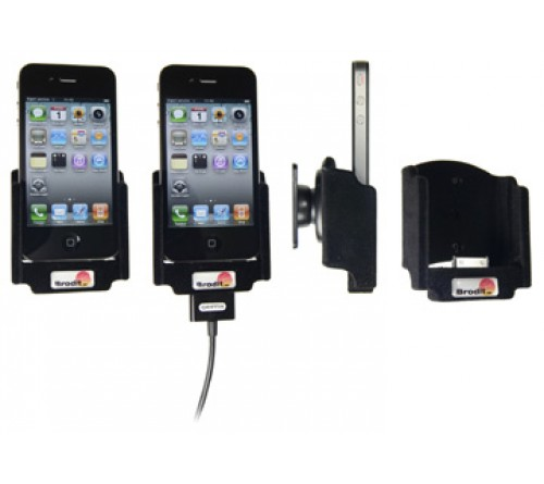 Brodit houder all cable Apple iPhone 4/4S Padded