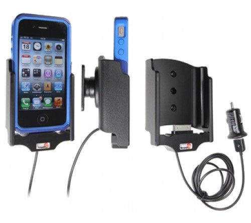 Brodit h/l sig. plug Apple iPhone 4s voor Otterbox Commuter
