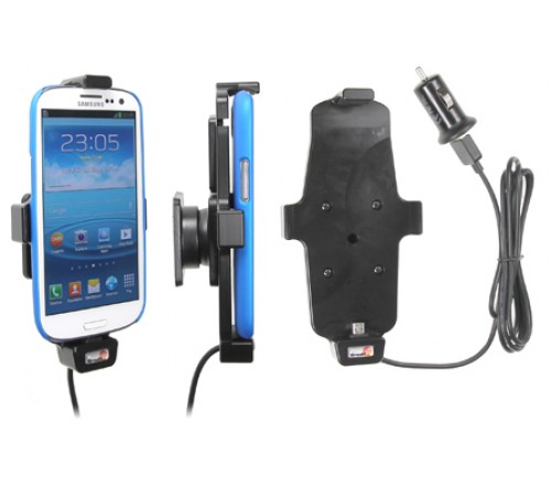 Brodit h/l Samsung Galaxy S3/S4 met skin USB Sig Plug