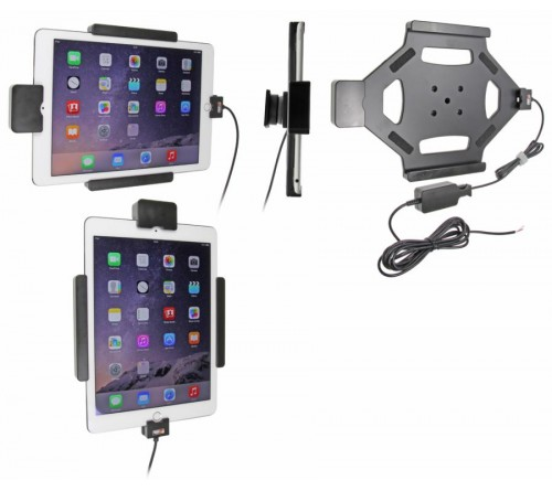 Brodit h/l Apple iPad Air 2/Pro 9.7 fix.Lock (Veerweerstand)