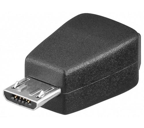 Adapter mini USB fem. <=> Micro USB male