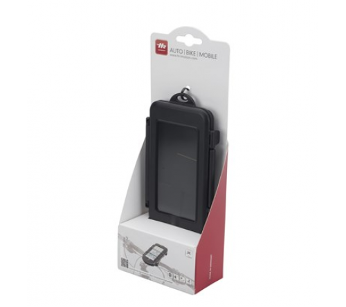 HR i-Motion Waterproof Smartphone fietshouder - Large