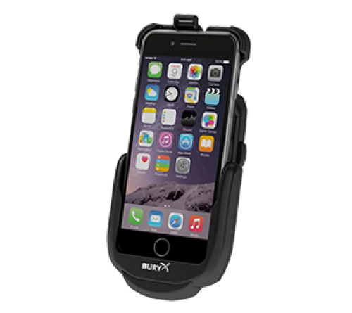 Bury S9 Active Cradle Apple iPhone 6/6S/7 (new version)