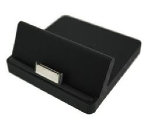 Dockingstation Apple iPad 2/3 zwart